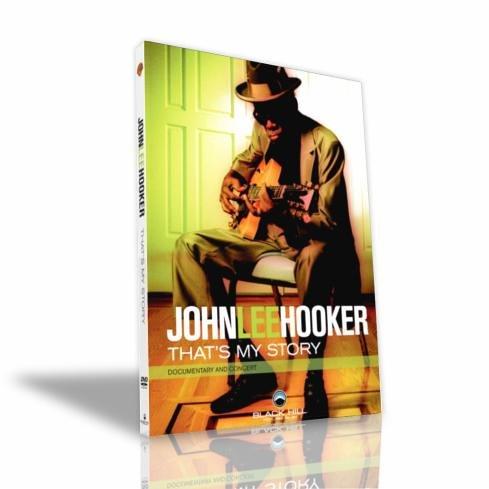 John Lee Hooker - That's My Story [DVD]