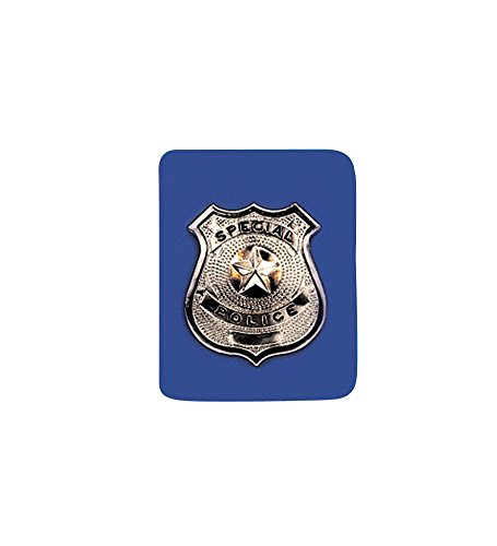 Policeman's Badge - Metal (2) - 1