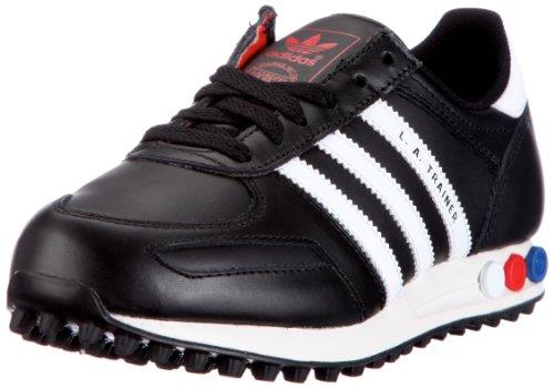 adidas La Trainer, Sneaker donna Nero Black/White/L 1 48 2/3
