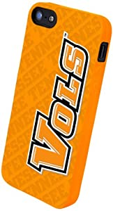 Buy Forever Collectibles NCAA Tennessee Volunteers Lady Volunteers Silicone Apple iPhone 5 5S Case by Forever Collectibles