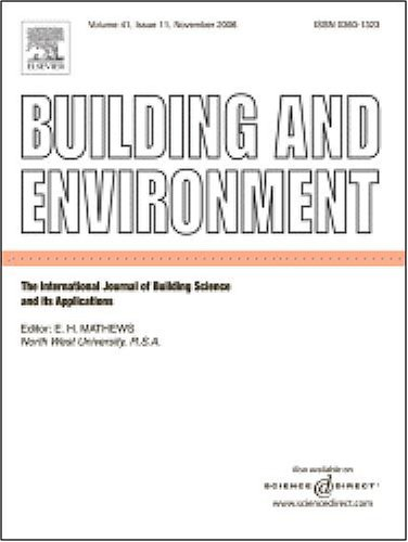 Application of the control methods for radiant floor cooling system in residential buildings [An article from: Building and Environment]