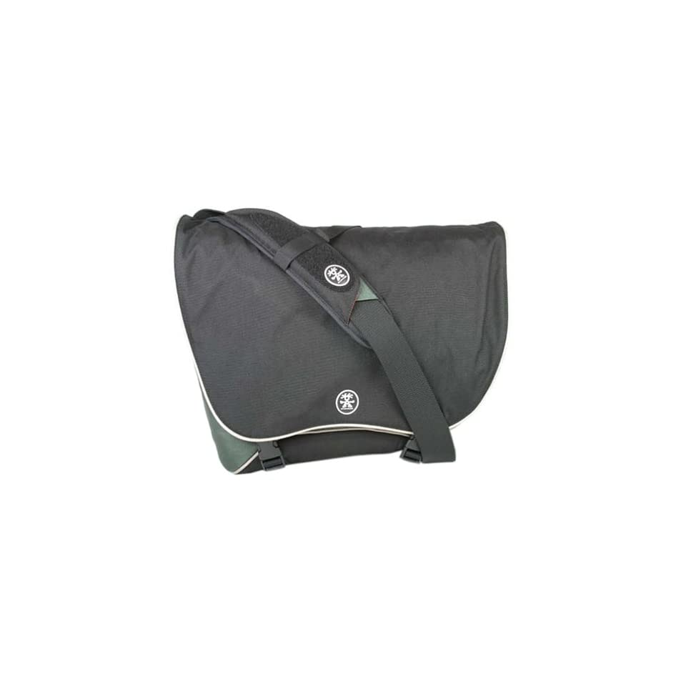 Crumpler VM008 Very Busy Man Extra Large Laptop Case   Black / Gray