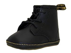 Dr. Martens Zapatos de bebé - bebé Martens Negro Negro Super Sweet marca Dr Martens