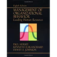 Management of Organizational Behavior: Leading Human Resources (8th Edition) 8th (eighth) Edition by Hersey, Paul...