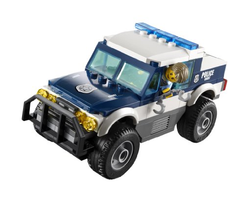 LEGO-City-Police-High-Speed-Chase-Building-Set-60007-Discontinued-by-manufacturer