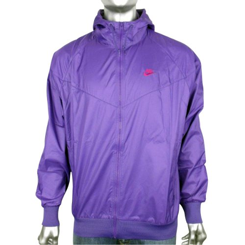 Mens Nike Global Windrunner Hooded Running Jacket S-XXL