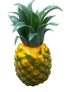 1 pc pineapple fake fruit pine apple fake for Artificial pineapple decoration fruit