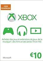 Carte Xbox Live de 10 EUR [Code Digital - Xbox Live]
