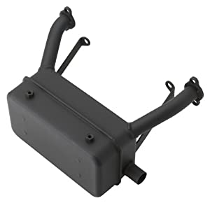 Briggs & Stratton 807831 Super Lo-Tone Muffler For Horizontal Vanguard V-Twin 29, 30 and 35 HP Engines from Magneto Power