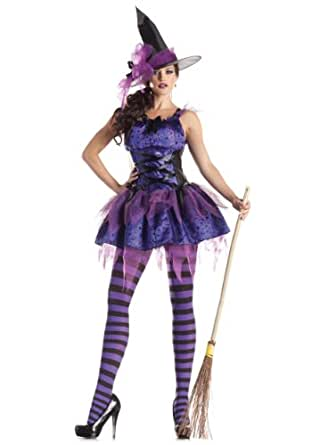 Party King Women's The Lady Is A Witch Costume