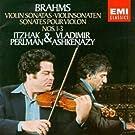 Brahms Sonates pour violon et piano 1-3