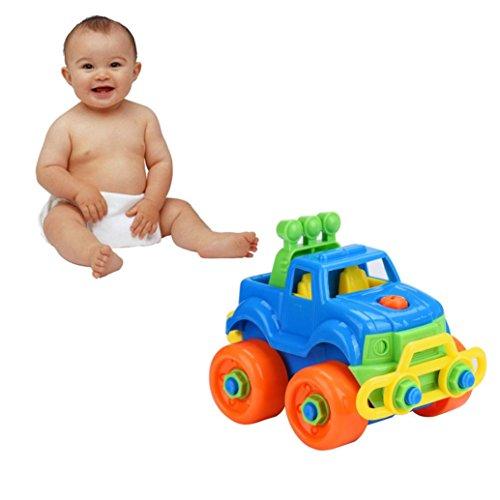 Educational Toys ,BeautyVan children Kids Christmas Gift Disassembly Car Truck Design Educational toys