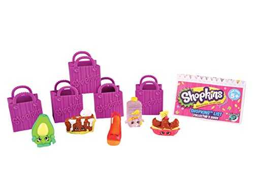 Shopkins Series 2 (Pack of 5) - 1