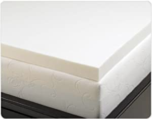 Memory Foam Solution Visco Elastic Bed Topper Review