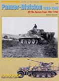 img - for Cn7034 - Panzer - Division 1935 - 1945 (2) the Eastern Front 1941 - 1943 book / textbook / text book