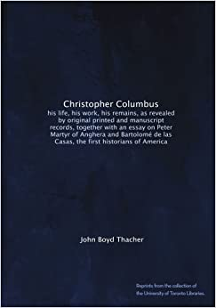 essay on christopher columbus life