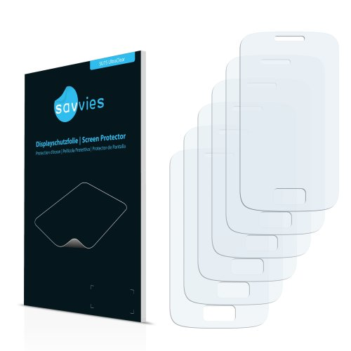 6x-screen-protector-for-samsung-gt-s6102-protection-film-crystal-clear-bubble-free