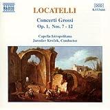 Locatelli Concerto Grossi 7-12
