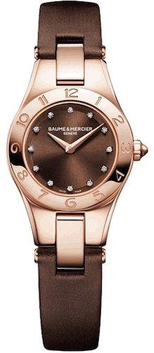 Wristwatch BAUME & MERCIER Mod. LINEA 26mm M0A10090