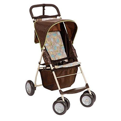 Cosco Deluxe Comfort Ride Stroller front-182593