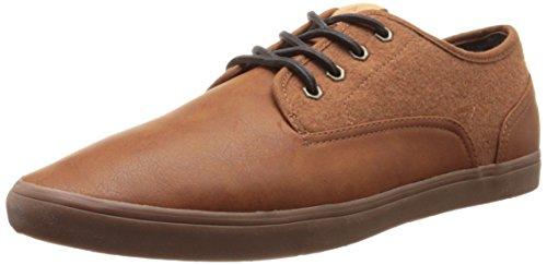Aldo Men's Strutt Fashion Sneaker, Cognac, 11 D US
