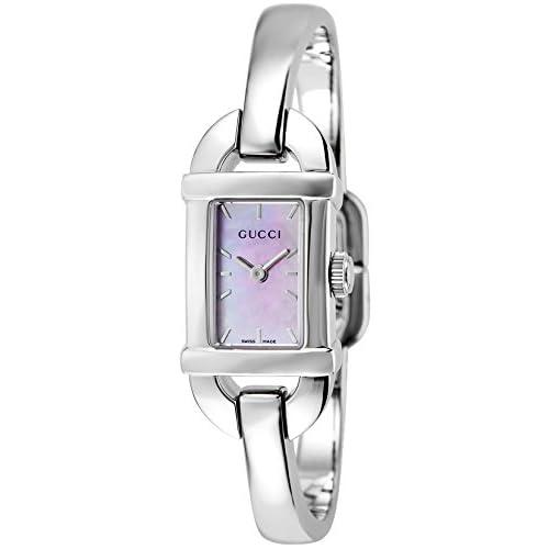 [グッチ]GUCCI 腕時計 6800 ピンクパール文字盤 YA068581 レディース 【並行輸入品】