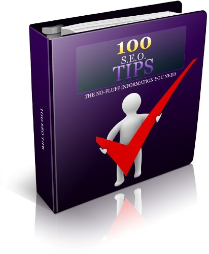 100 Suchmaschinen SEO Tips (Web Traffic Package 5) (German Edition)