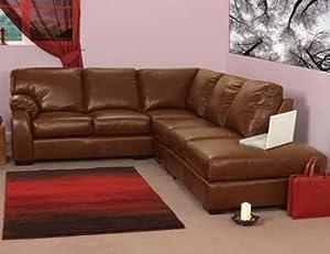 Orna Corner Sofa In Tan While Stocks Last Color