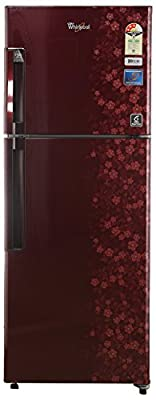 Whirlpool Neo FR258 Roy 3S Frost-free Double-door Refrigerator (245 Ltrs, Wine Exotica)