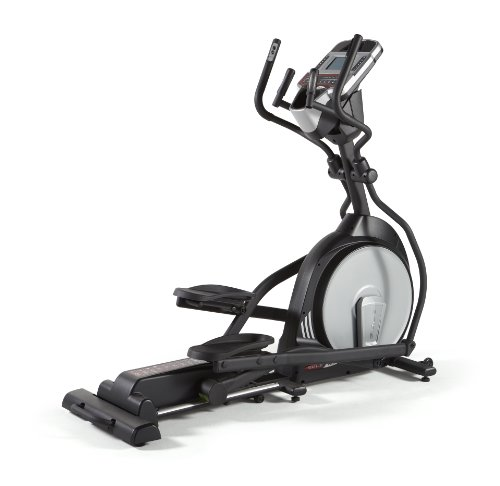 Sole Fitness E25 Elliptical Trainer - Black
