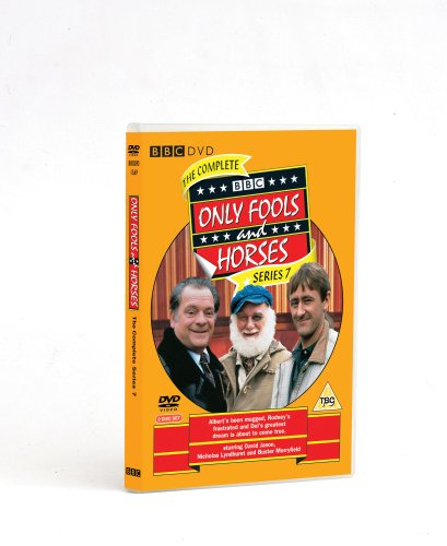 Only Fools and Horses – The Complete Series 7