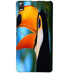 LENOVO A7000 TURBO BIRD Back Cover by PRINTSWAG
