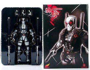 Action Figure Collection Gray Deadpool Marvel Legends Universe Model X-Men Wolverine 12inch Action Figure - Great Value