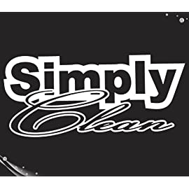JDM - Simply Clean - Vinyl Decal Sticker / 12
