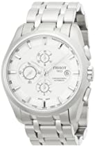 Tissot Mens Automatic Couturier Watch T035.627.11.031.00