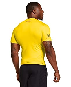 "Under Armour Men's WWE ""Hulkamania"" Compression Shirt"
