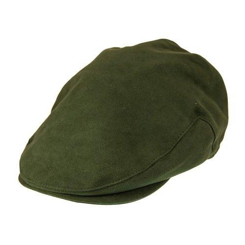 Christys Hats Moleskin Flat Cap