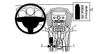 brodit-proclip-console-mount-support-de-fixation-statique-pour-834418-cadillac-srx-10-12-ans