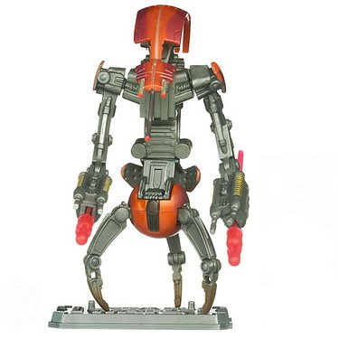Star Wars, Saga Legends 2011 Action Figure, Destroyer Droid #SL31, 3.75 Inches
