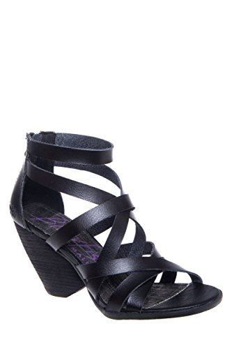 Blowfish Enola High Heel Split Wedge Gladiator Sandal