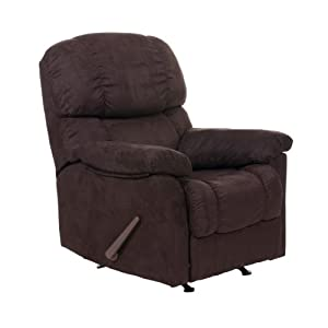 Pulaski DS-97-001-02 PRI Lola Rocker Recliner, Chocolate