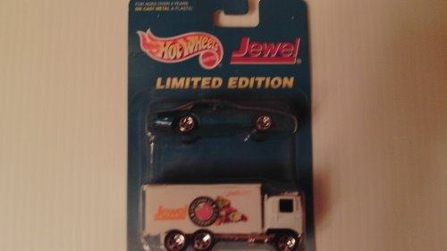 Hot Wheels Jewel Limited Edition - 1