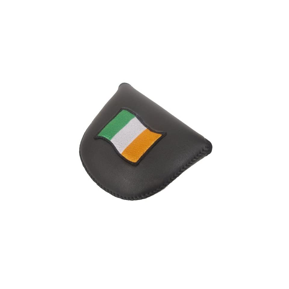 Go Classic,Patriot Golf Mallet Putter Cover with Irish Flag