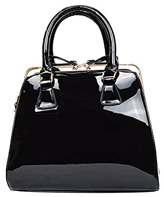 Jonesport Womens Tote Shoulder Bags Handbags Sale PU
