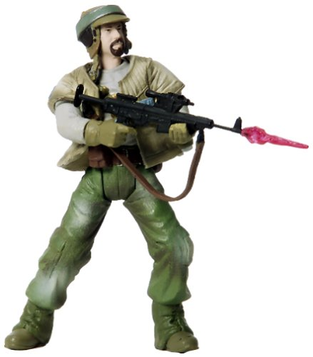 Star Wars: Episode 2 > Endor Rebel Soldier  Action Figure (Styles may vary)