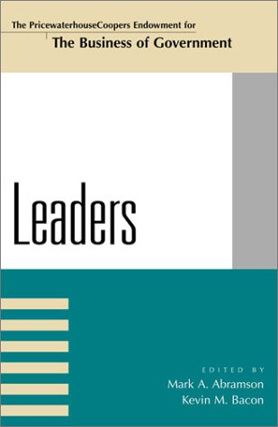 Leaders (IBM Center for the Business of Government)