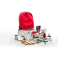 2 Person Deluxe Disaster Preparedness Kit (72 Hours of Supplies)