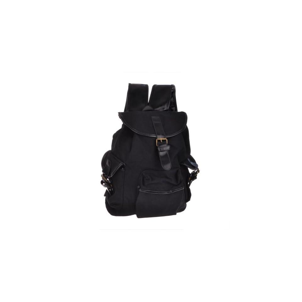 OrangeTag Women New Fashion Cute Canvas Shoulder Bag Backpack 5 Colors Moth