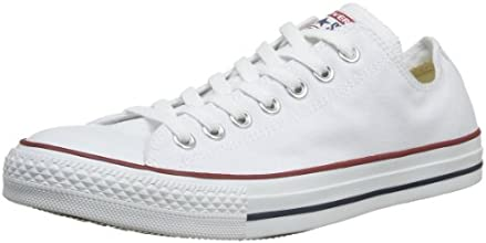 Converse Chuck Taylor All Star Season Ox, Sneaker, Unisex Adulto, Bianco (Optical White), 38