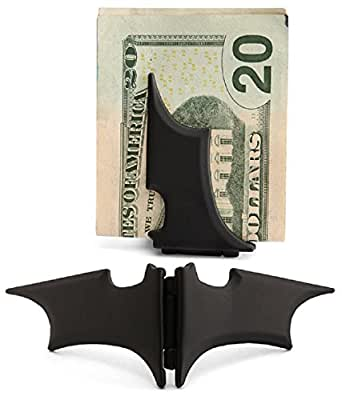 "Batman ""Batarang"" Money Clip with Gift Box Batman Superhero Gift"